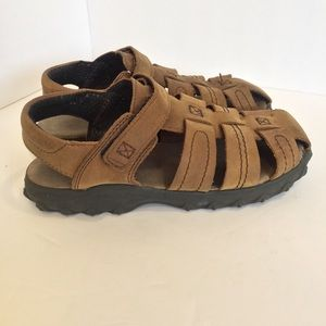 Stride Rite Boys Sandals Size 3